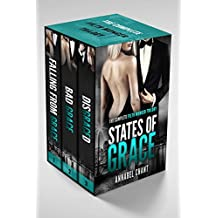 States of Grace Boxed Set: The Complete British Billionaire Erotic Romance Romantic Suspense Serial (States of Grace Trilogy Book 4)
