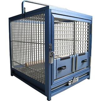 King`s Travel Cage Medium - Bronze King`s Travel Cage Medium – Bronze 51Vh5cxbr 2BL