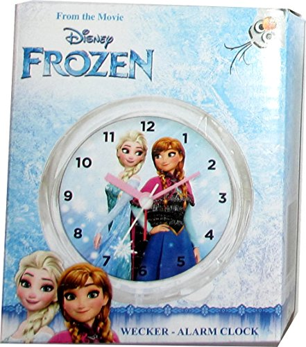 Disney Wecker / Kinder-Wecker / Alarm-Clock (Frozen)