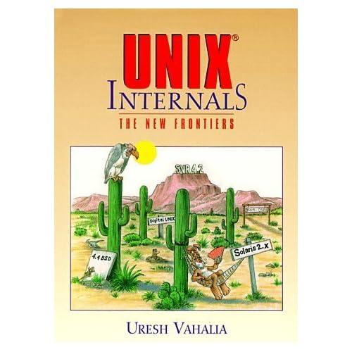 Unix Internals: The New Frontiers by Uresh Vahalia (1995-10-23)