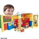 Unbekannt Feuerwehrmann Sam 05958 Pants Sam Electronic Pontypandy Fire Station Spielzeug Vergleich