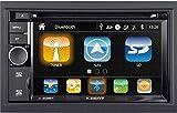 XZENT X302BT-MK2 2-Din Naviceiver mit Bluetooth - X-302BT-MK2