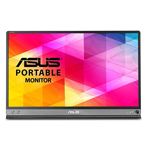 ASUS ZenScreen MB16AC 15.6-Inch USB Type-C IPS FHD 1920 x 1080 Portable Monitor - Black