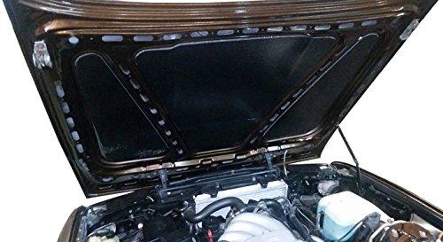 Motorhaubendämmung, Dämpfung, Schallschutz, Wärme- und Kälteschutz -