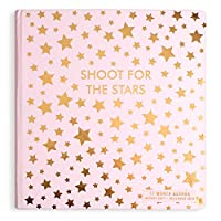 Tri-coastal Design 17-Month Day Planner Date Book - Shoot for The Stars