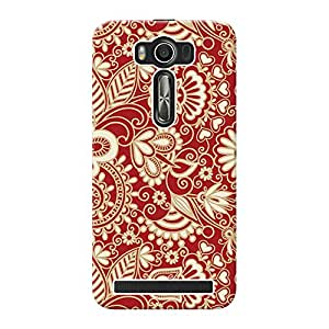 Mobile Back Cover For Asus Zenfone 2 Laser (6 Inch) (Printed Designer Case)