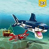 LEGO Creator - Les créatures sous-marines - 31088 - Jeu de construction
