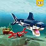 LEGO-Creator-Creature-degli-abissi-31088