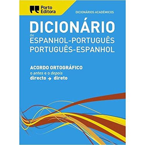 Dicionário Académico de Espanhol-Português/Português-Espanhol por VV.AA.