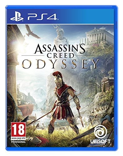 Price comparison product image Assassins Creed Odyssey (PS4)