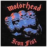 Motörhead: Iron Fist (Audio CD)