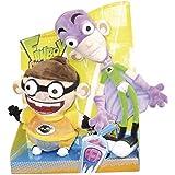 Fanboy & Chum Chum - Peluches en caja regalo (Quiron 9821)
