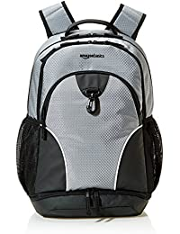 AmazonBasics Sports Backpack - Grey