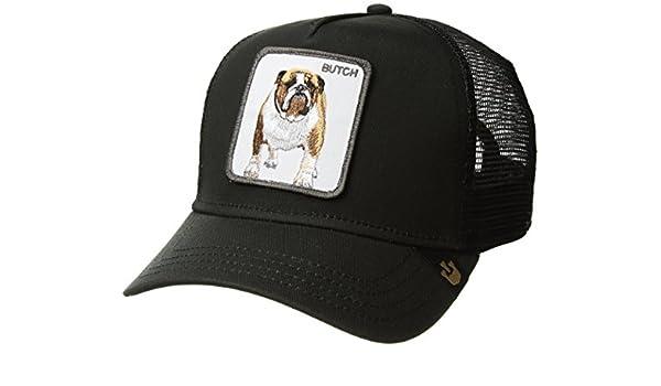 ca6be62e2dcbf Goorin Bros. Men s Butch Animal Farm Trucker Cap Baseball