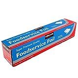 Kirkland Signature Lot de 245cm X 100m Tous usages Heavy Duty Super Premium Qualité Foodservice en Feuille d'aluminium