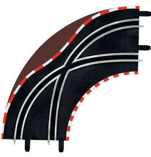Preisvergleich Produktbild Carrera 20061655 - Go!! Spurwechsel Kurve (2)
