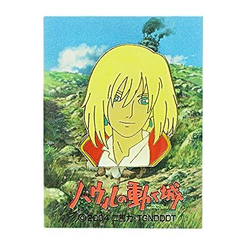 Studio Ghibli pin badge howl H-01