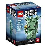 LEGO- Brickheadz Darth Vader Costruzioni Piccole Gioco Bambina Giocattolo, Multicolore, 5702016176605  LEGO