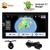 Eincar HD Android 7.1 nougat Octa-core Car Radio Double Din Stereo in Dash
