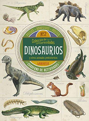 Colección de curiosidades. Dinosaurios (Larousse - Infantil / Juvenil - Castellano - A Partir De 8 Años) por Larousse Editorial