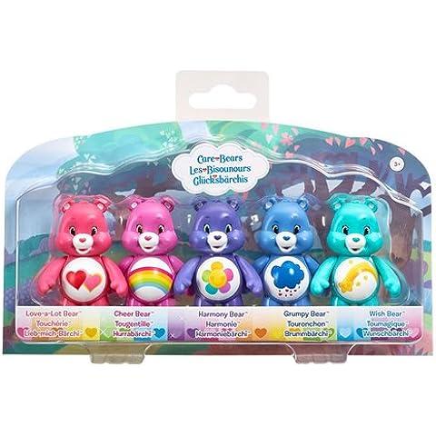 Vivid Imaginations - Set de 5 minifiguras de osos, multicolor (JP43080.4300)