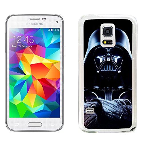 Star Wars Darth Vader Film Schutzhülle für Samsung Galaxy S5Mini (Motiv 6) Handy G800G800Force weckt