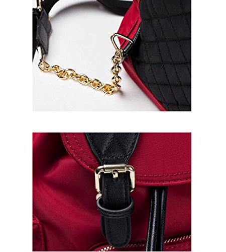 2017 Damen-Rucksack Beiläufige Daypack Für Frauen Schultasche Für Mädchen - Leichte Black