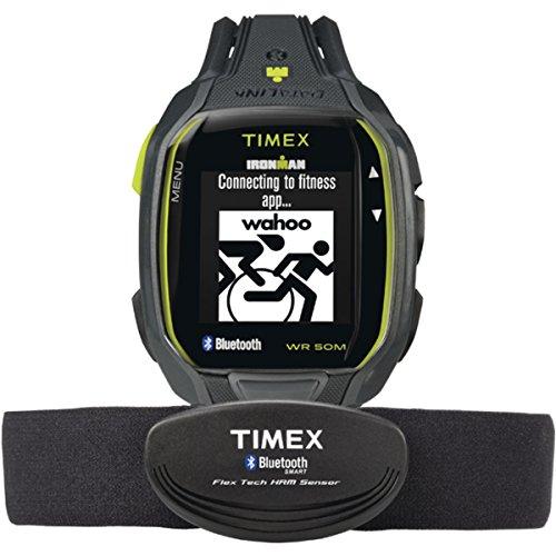 Timex TW5K88000 Orologio da Polso, Quadrante Digitale da Uomo, Cinturino in Resina, Colore Nero