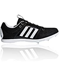 adidas Unisex Kids' Allroundstar Track and Field Shoes, Black