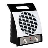 #10: Oreva Grey 2000 Watt Fan Heater