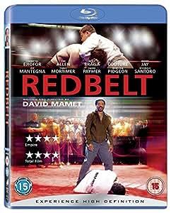 Redbelt [Blu-ray] [2009] [Region Free]