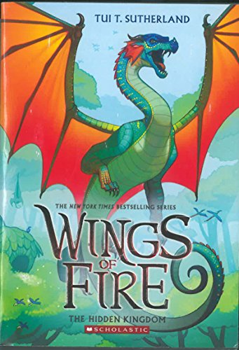 The Hidden Kingdom (Wings of Fire) por Tui T. Sutherland