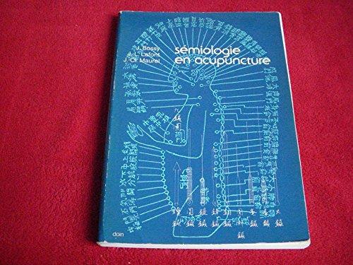 Sémiologie en acupuncture
