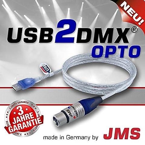 USB2DMX OPTO Câble - Usb Dmx Interface