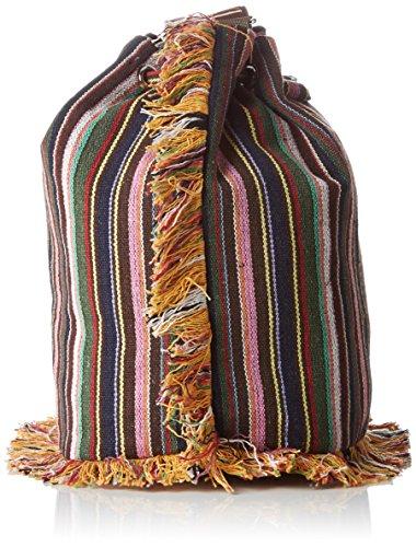 Lollipops Damen Zvet Soft Bourse Schultertaschen, 18x34x30 cm Multicolore (Totem)