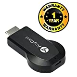Cospex AnyCast WiFi 1080P HDMI TV Dongle (One Year Warranty)