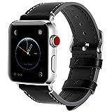 FullmosaBracelet Compatible avec Apple Watch 38mm 42mm pour Homme...