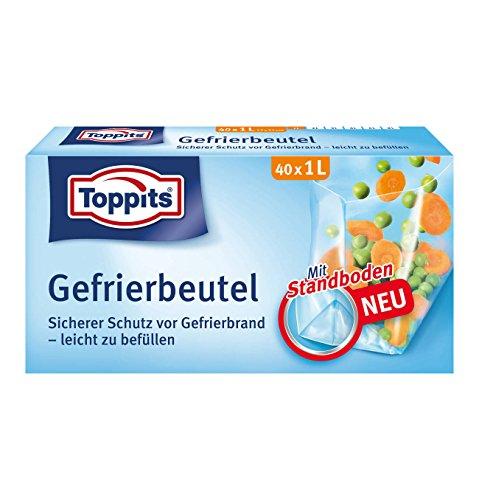 Romantic Gefrierbeutel 1-6 L Reißverschluss Gefriertüten Allzweckbeutel Schiebeverschluss Home & Garden