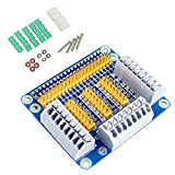 CentIoT® - Raspberry Pi GPIO Expansion Board | Shield Suitable for Raspberry Pi 2 3 B B+ with Screws