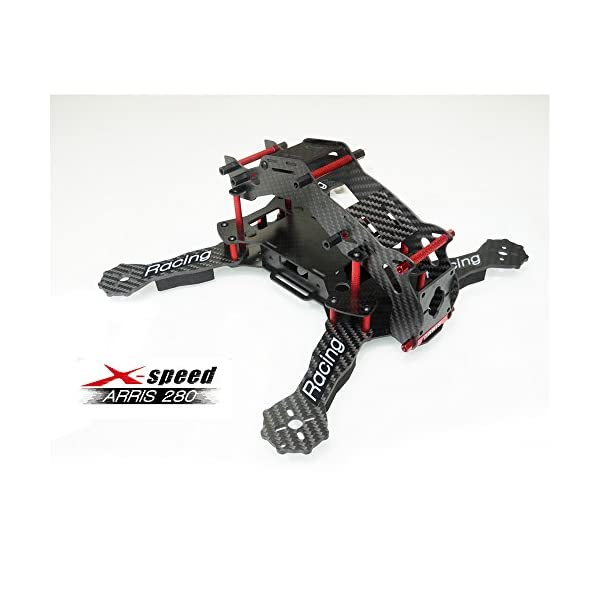 ARRIS X-Speed 280 Racing Drone Frame RC Quadcopter Kit