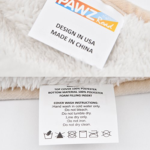 Pawz Road Thick Dog Fleece Blanket Soft Large Warm Pet