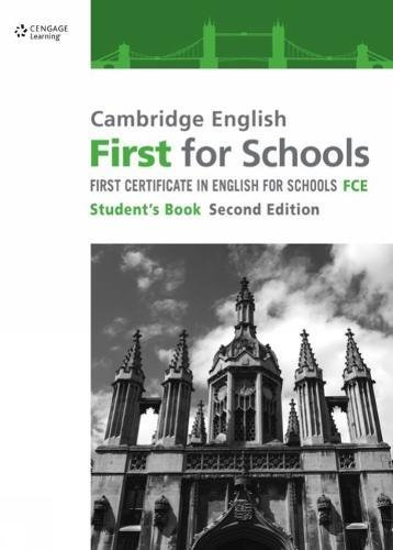 Cambridge English. First For Schools. Practice Tests por Vv.Aa.