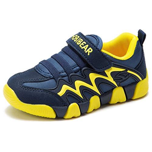 GUBARUN Turnschuhe Kinder Sneaker Mädchen Jungen Hallenschuhe Outdoor Sports Laufschuhe Unisex-Kinder