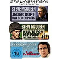 Steve McQueen-Edition: 3-Movie-Collection