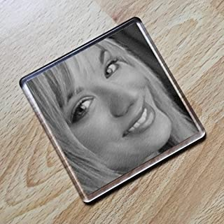 KALEY CUOCO - Original Art Coaster #js002 by Coasters - Actresses