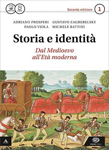 Storia e identit. Con Atlante geopolitico. Per le Scuole superiori. Con e-book. Con espansione online: 1