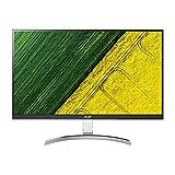 Acer RC271U 69 cm (27 Zoll WQHD) Monitor (DVI, HDMI, 4ms Reaktionszeit) silber