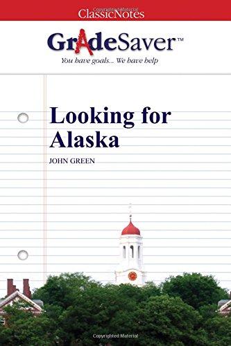 Buchseite und Rezensionen zu 'GradeSaver (TM) ClassicNotes: Looking for Alaska' von M. Goggins