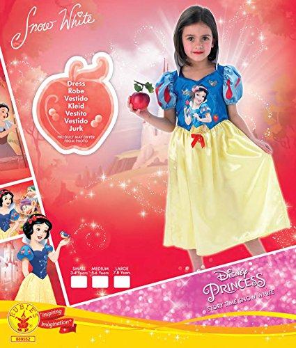Imagen de disney  i 889552s  disfraces clásicos para niños  cuentos  blancanieves  talla s alternativa