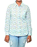 Women's Sweet Print Shirt (Medium)